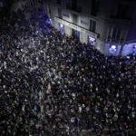 Ponovo neredi u Barseloni: Sukob demonstranata i policije (video)
