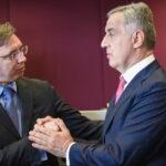 Autokrate: Vučić i Đukanović