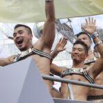 Pogledajte: 200.000 ljudi na paradi ponosa u Tajpeju