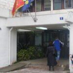 Tužbe veliko opterećenje: Ulaz u zgradu Opštine