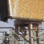 Antena HR 3000 radara