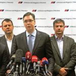 Vučić za ponedeljak zakazao sednicu Predsedništva SNS, teme odnosi u vladajućem bloku i izbori na Kosovu