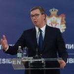 Vučić o tvrdnjama da ukrajinska vojska ubija Ruse švercovanim oružjem iz Srbije