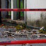 Pao mermerni blok: Pošta Crne Gore