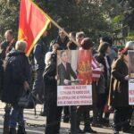 Sa jednog od ranijih protesta radnika Košute