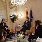 Drljević i češka delegacija