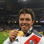 Marselo Galjardo nakon prošlogodišnjeg finala Kopa Libertadores