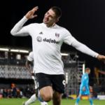 Mitrović slavi nakon gola