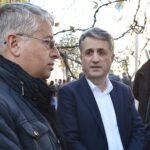 Crnogorski ministri u Albaniji
