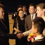 Premijerka Brnabić doputovala u Kinu
