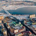 Zavrite u Noriljsk: Najzagađeniji i najhladniji grad u Rusiji