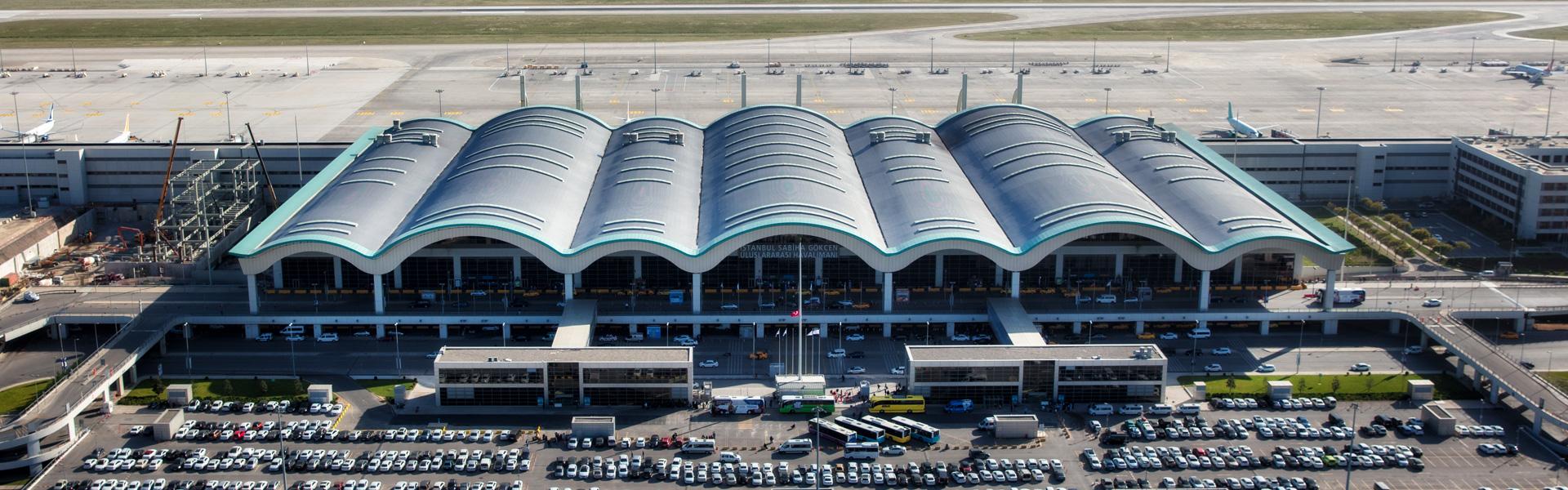Aerodrom Sabiha Gokčen u Istanbulu
