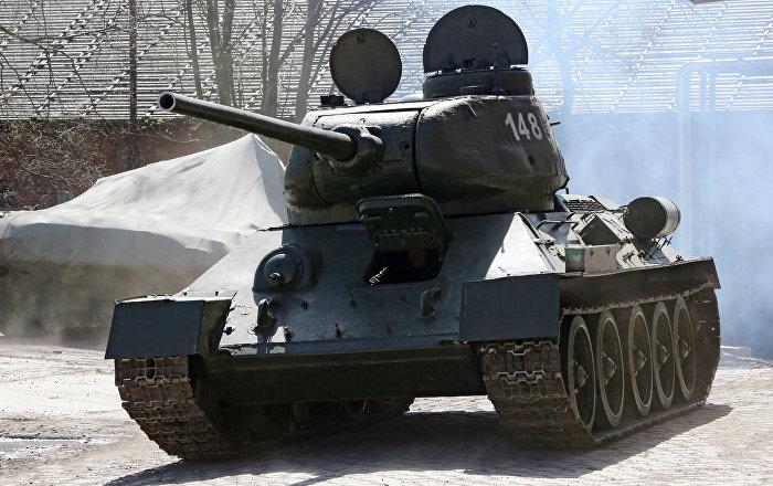 Najpoznatiji tenk Drugog svetskog rata proslavio 80. rođendan /video/