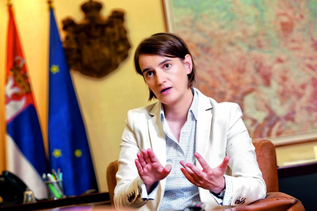 Brnabić: Jaka Srbija je način da se pomogne Srbima u Crnoj Gori
