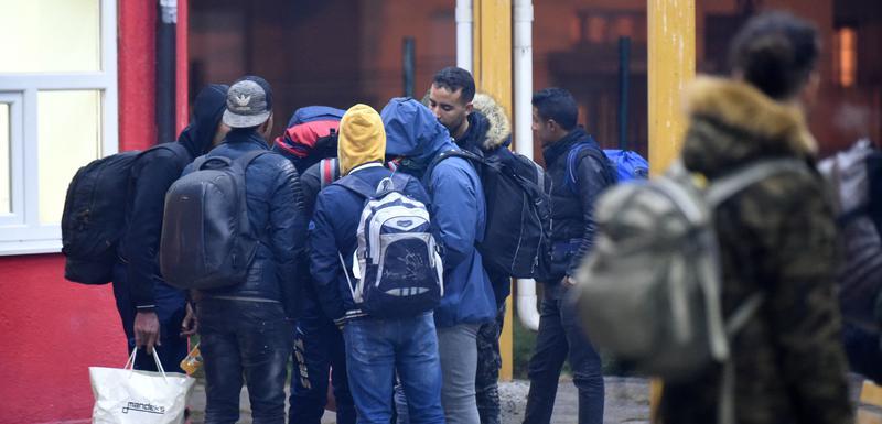 Migranti stižu u Pljevlja (Ilustracija)