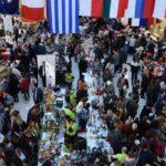 Pogledajte atmosferu sa Međunarodnog humanitarnog Božićnog bazara