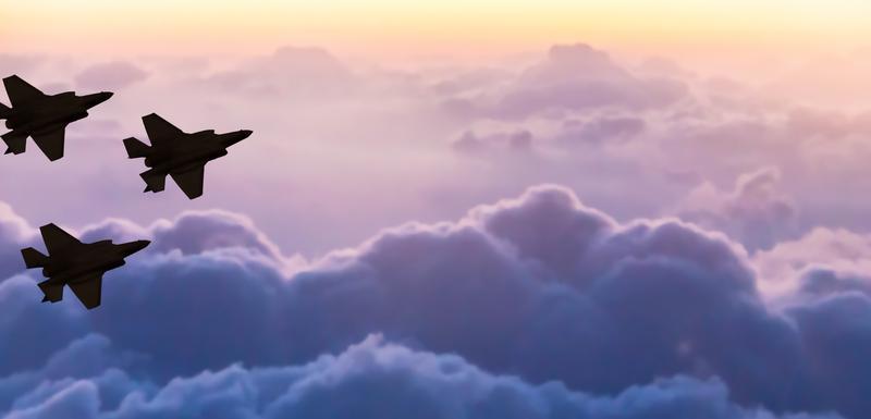 F-35 avioni: Ilustracija