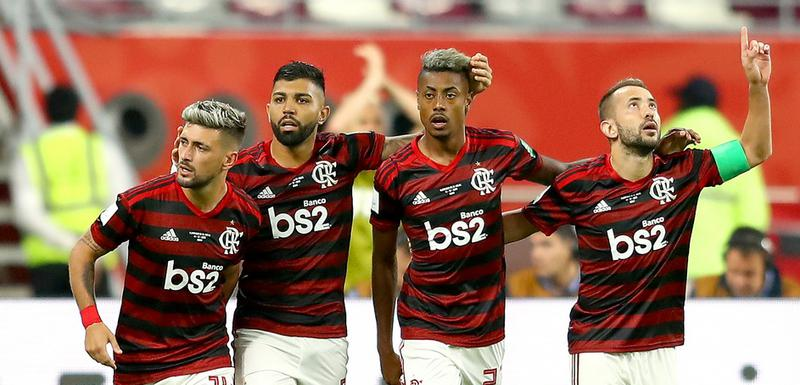 Flamengo je prvi finalista