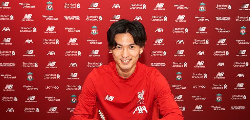 Minamino potpisuje ugovor
