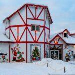 Kuća Djeda Mraza postaje sve popularnija turistička atrakcija