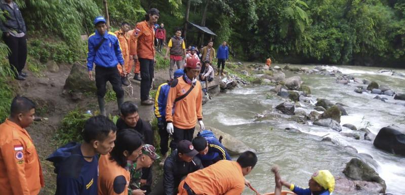 Nesreća na Sumatri