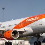 Avion EasyJet-a: Ilustracija