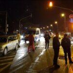 Blokada puta u Rakonjama