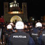 Večeras ispred hrama Hristovog Vaskrsenja u Podgorici