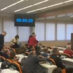 Prekinuta sjednica SO Budva, nema odbornika Crnogorske