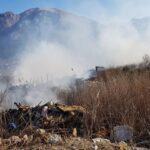 Požar na Lovanji