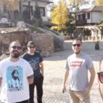 Članovi benda Punkreaas