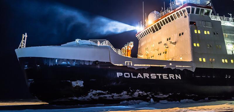 """istraživački brod """"Polarstern"""""""