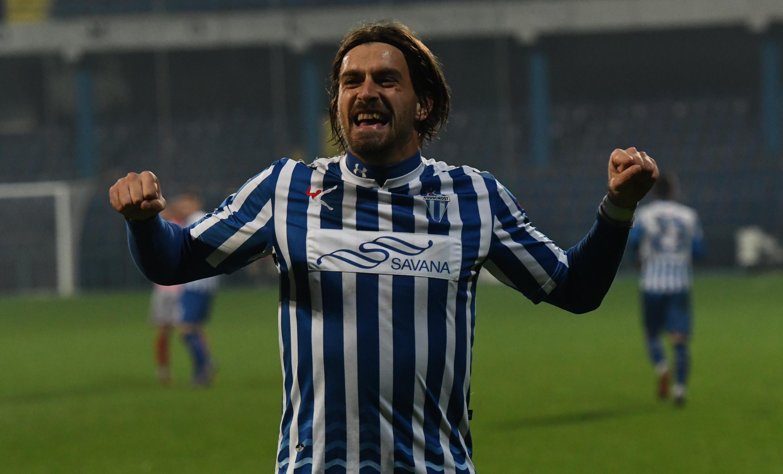 Draško Božović nakon gola