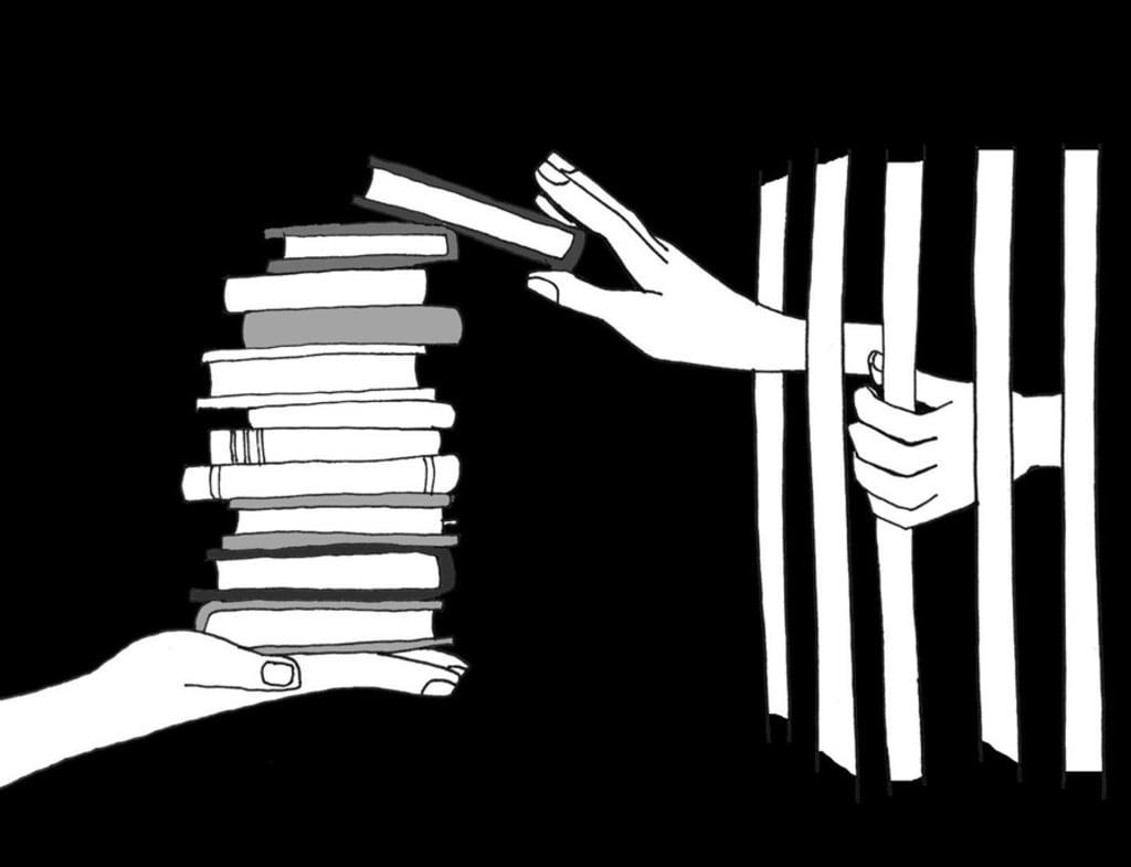 učenje, zatvor