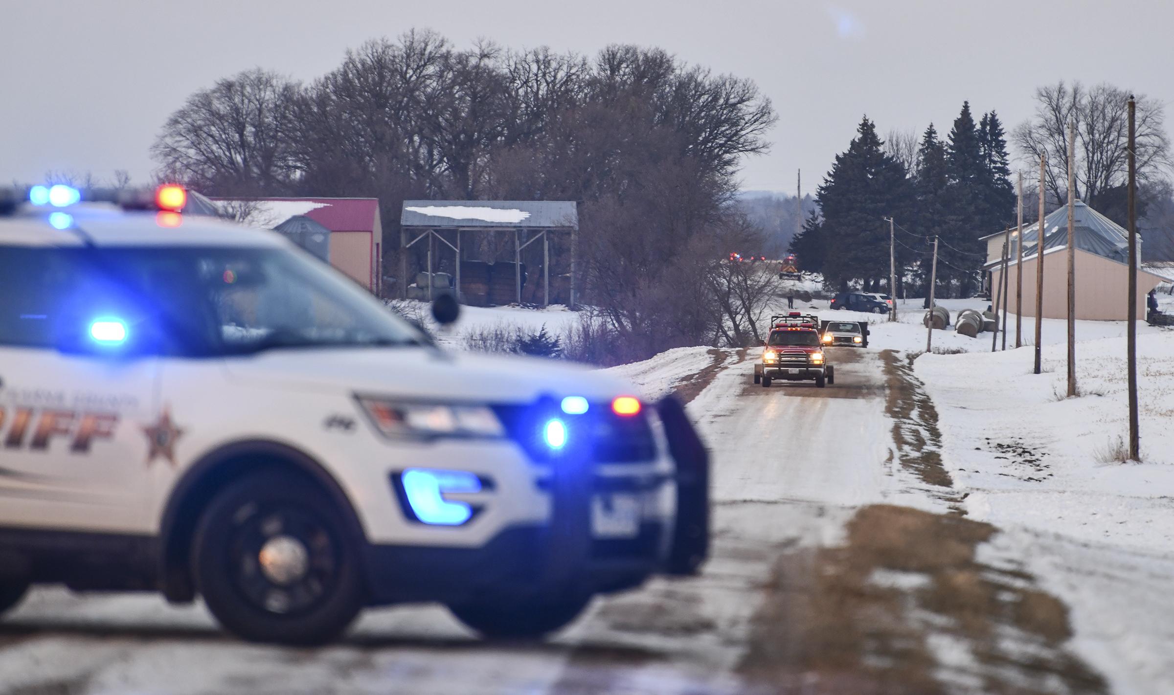 Minesota, policija