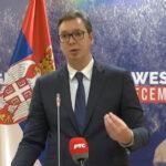 Vučić: U Beogradu sledi istorijski susret