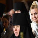 Božićna liturgija u glavnom hramu Ruske pravoslavne crkve /video/