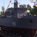Rusija predstavlja najnoviji brod-minolovac 29. januara