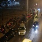 Fotografija koja je u subotu veče zapalila društvene mreže: Miloje je odbio da bije, a Milov specijalac puca na narod