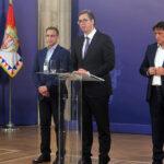Vučić sazvao hitan sastanak, pogoršana situacija u regionu