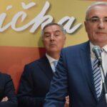 Marković, Đukanović i Milošević