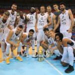 KK Partizan brani trofej