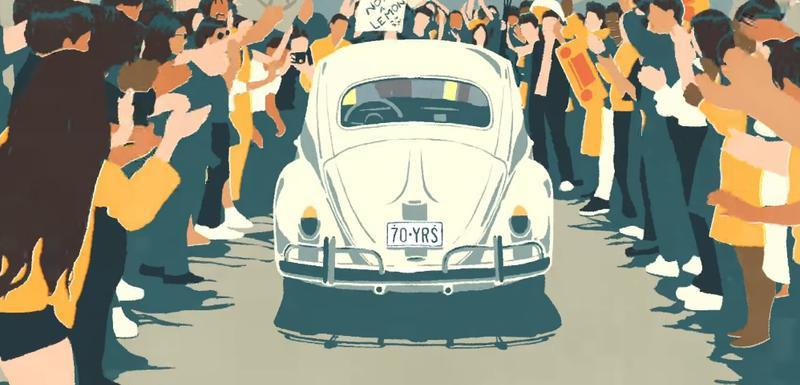 Gdje se jedan put završi, drugi počinje - Volkswagen se oprostio od popularne Bube