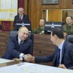Putin na sastanku sa Asadom