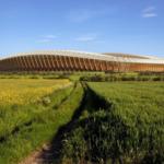 Projektovani dizajn novog stadiona Forest Grina