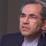 Iranski ambasador Madžid Taht-Ravanči