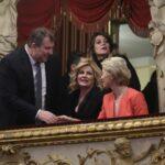 Početak predsjedavanja je obilježen svečanim koncertom u Hrvatskom narodnom kazalištu