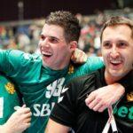 """Pjesma """"lavova"""": Pogledajte dio atmosfere nakon prve pobjede na šampionatima Evrope"""
