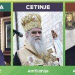 Krstaški rat: Podgorica - Cetinje - Beograd