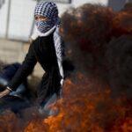 Sukobi palestinskih demonstranata i izraelske policije kod grada Ramala na Zapadnoj obal